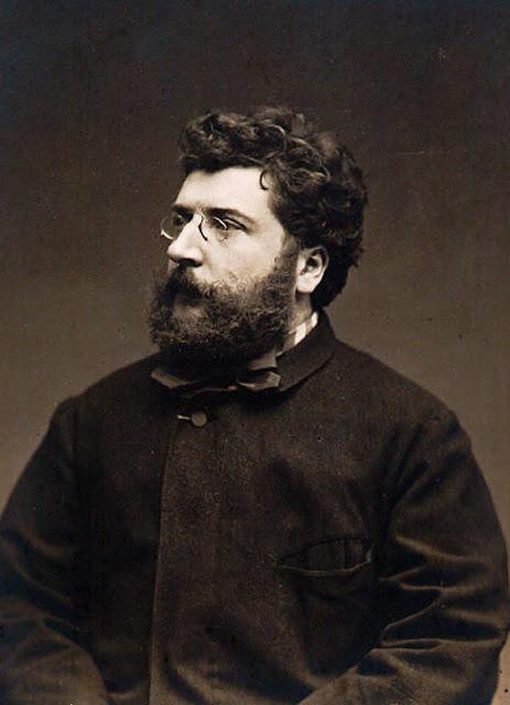 Poesía y música. Hoy, con Luis Cernuda, Georges Bizet y Anna Ca