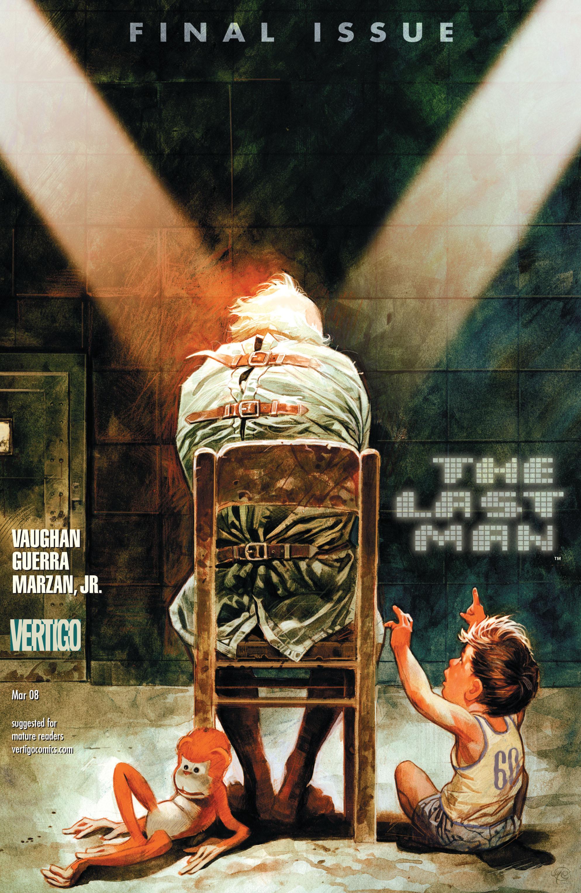 Y: The Last Man (2002) 60 Page 1