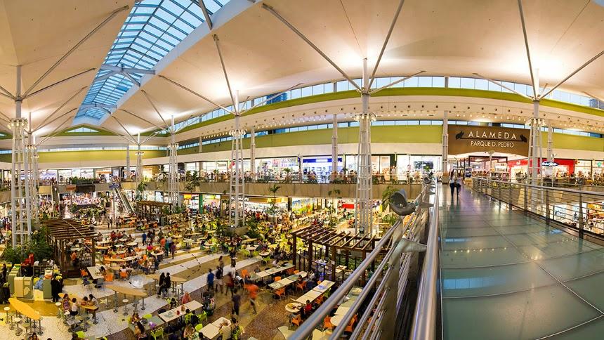 Shopping Parque Dom Pedro Campinas