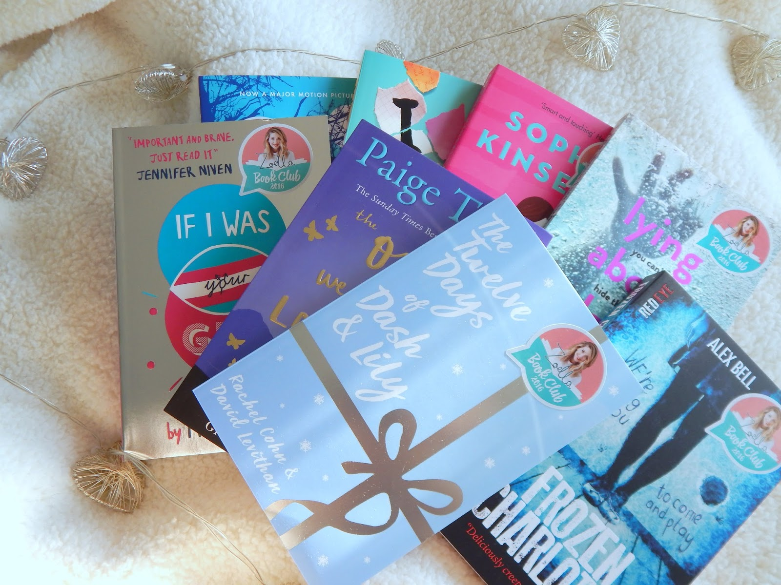 Zoella Book Club || Review