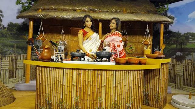 Eshana-এর বৈশাখি রান্নাবান্না
