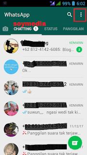 Cara Membaca Pesan Whatsapp Tanpa Diketahui Pengirimnya