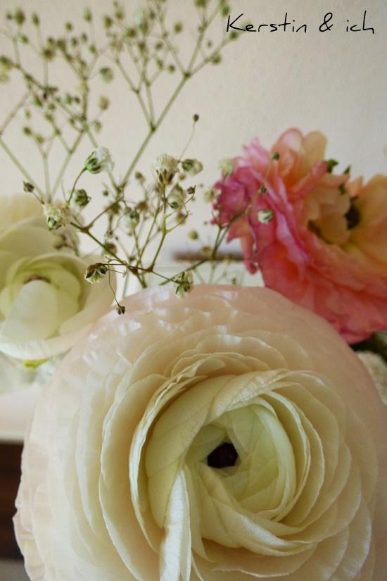 Blumen DIY Ostern Ranunkeln FFD Eier Selbermachen