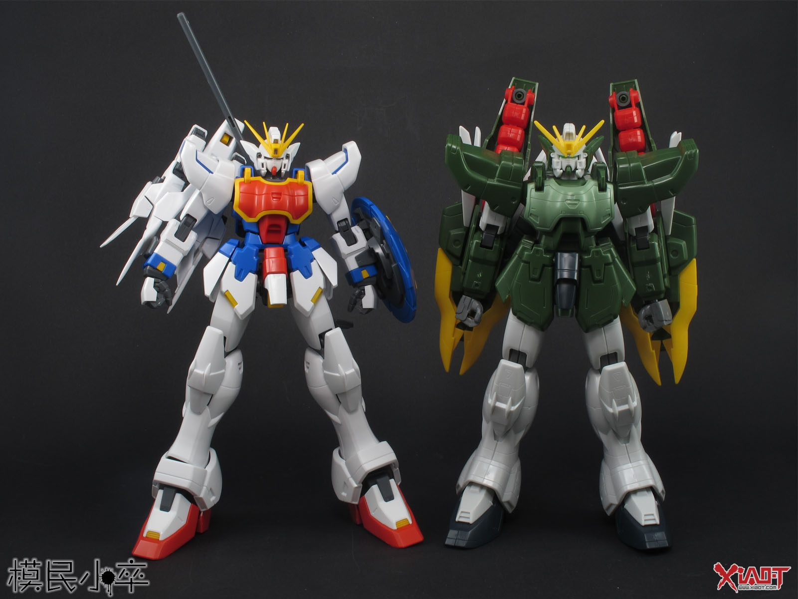 Custom Build: MG 1/100 Gundam Nataku - Gundam Kits ...