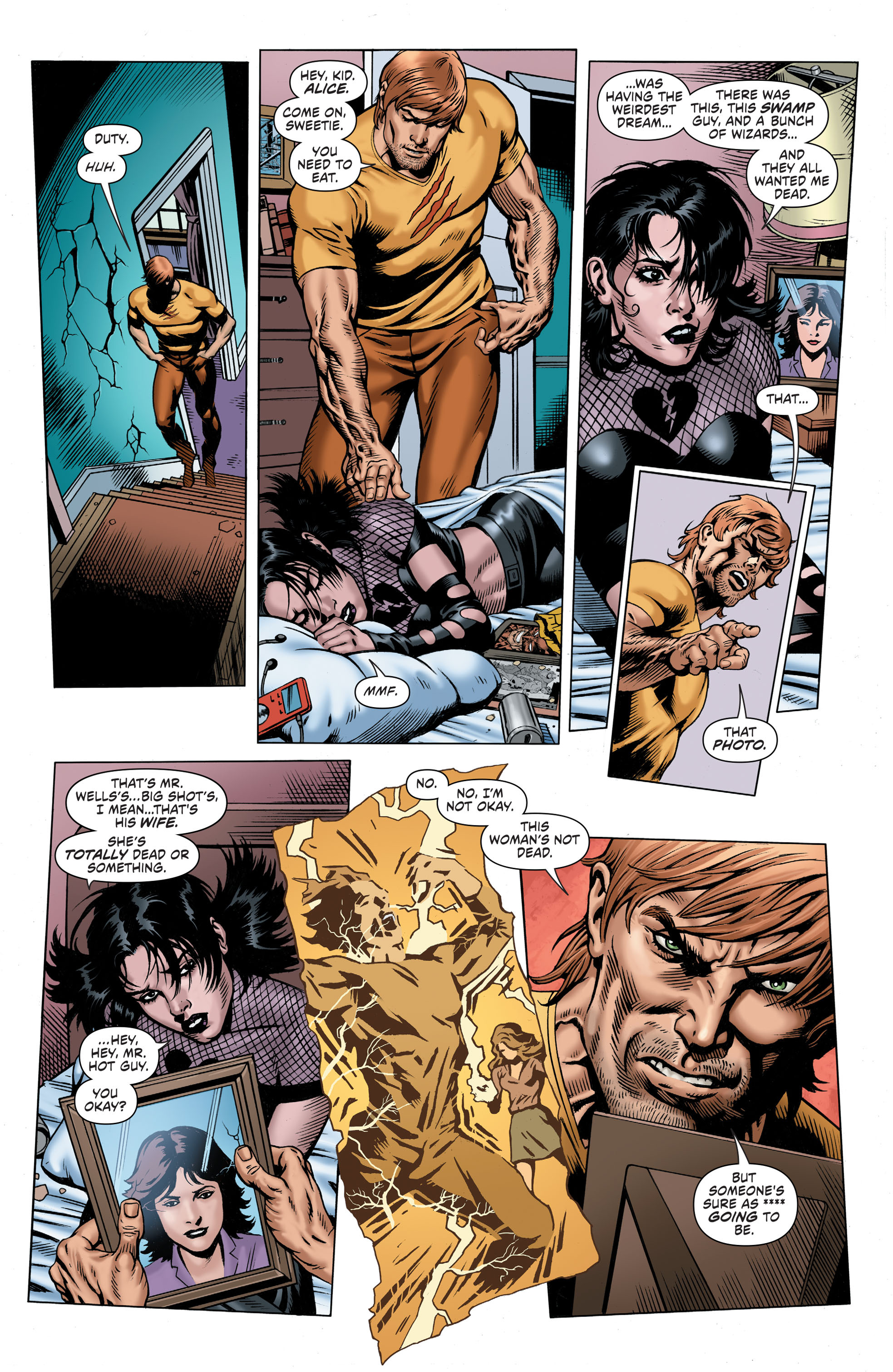 Read online Secret Six (2015) comic -  Issue #5 - 7