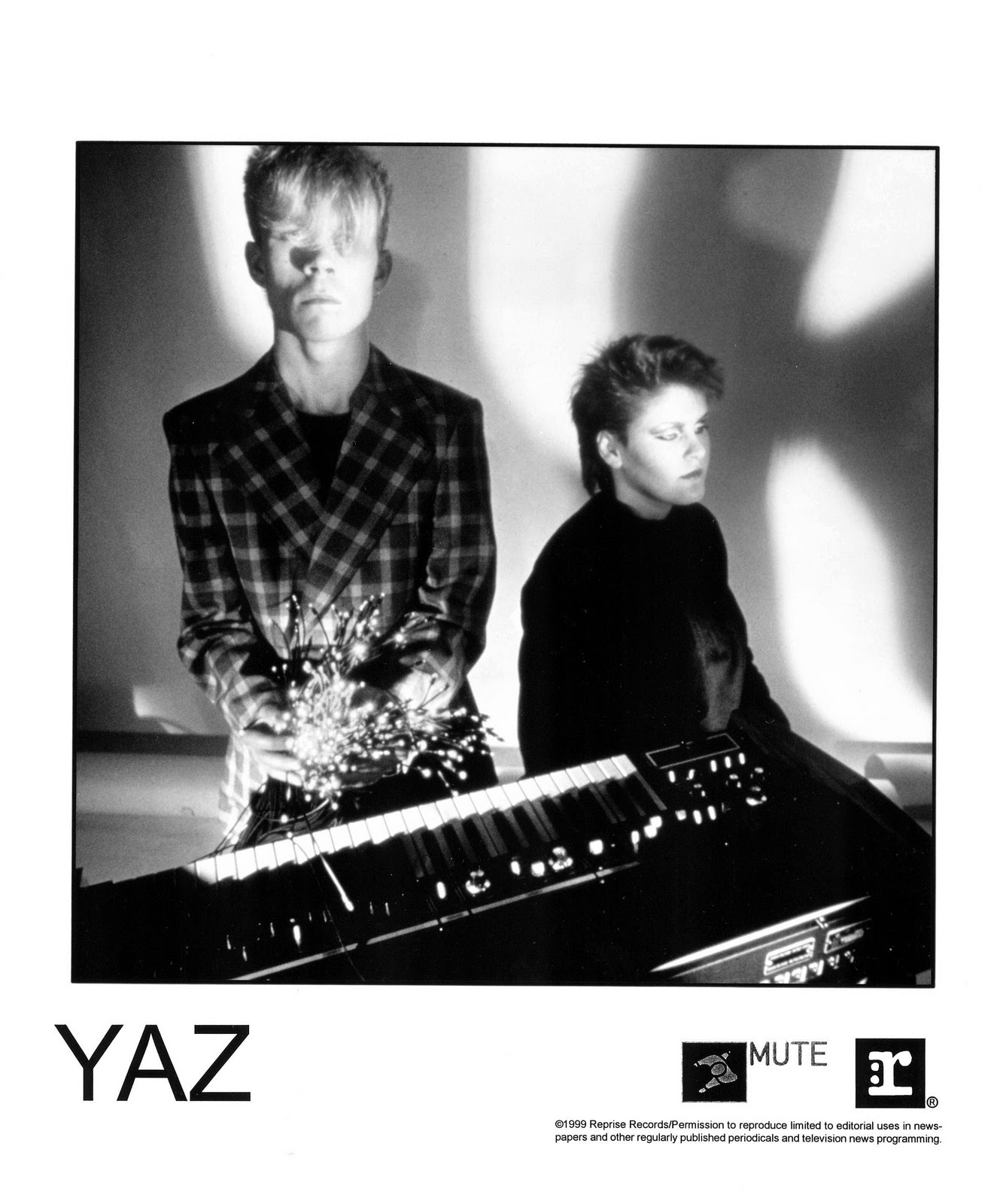 Upstairs At Eric S Yaz: Top Of The Pops 80s: Yazoo