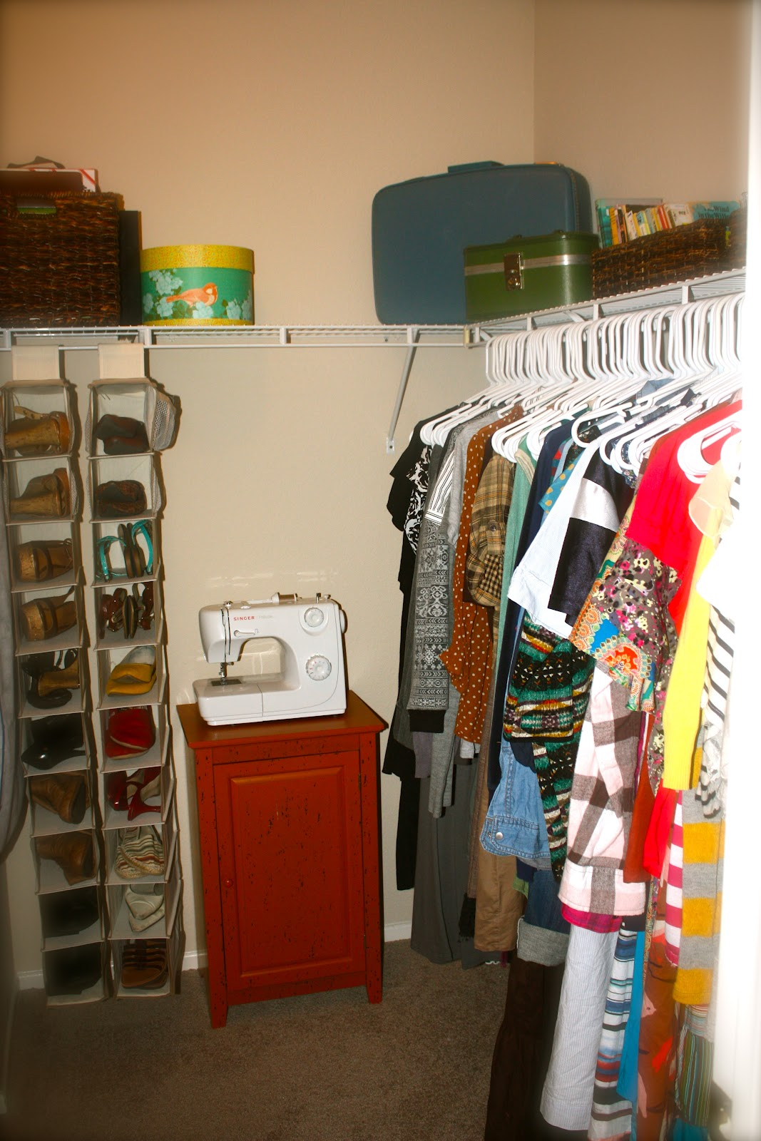Caila-Made: On Organizing a Small Space {Guest Post