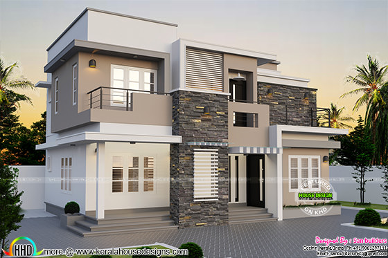 1264 square feet modern home