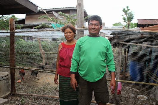 Tamar Center Korat Projects in the villages