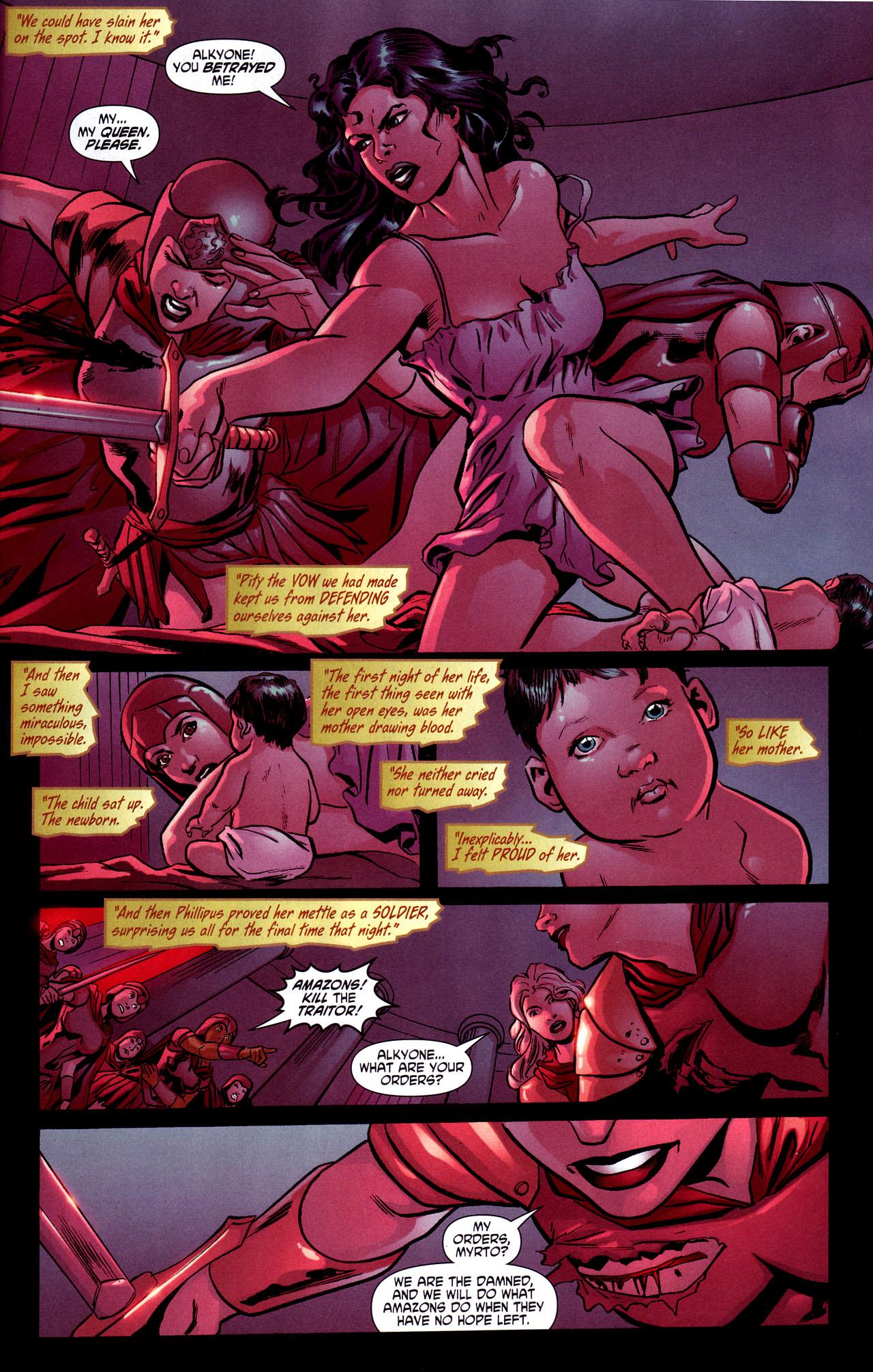 Read online Wonder Woman (2006) comic -  Issue #17 - 7