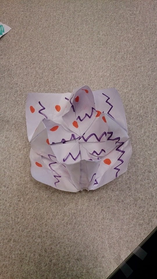 Madison English as a Second Language School: Origami and ... - photo#12