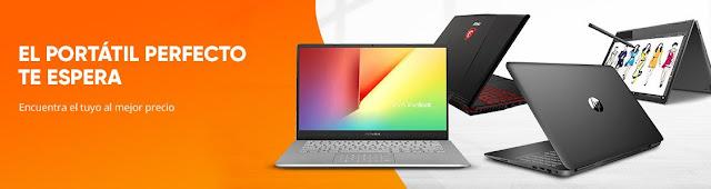 Top 10 ofertas El portátil perfecto te espera de PcComponentes