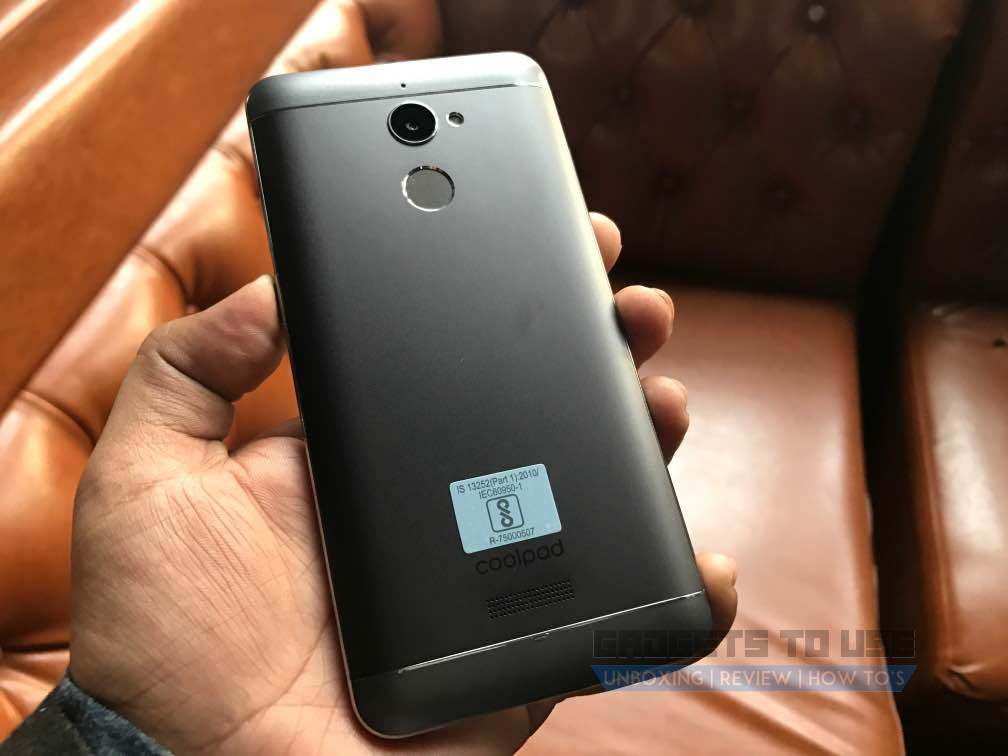 Coolpad Note 5 Lite 1