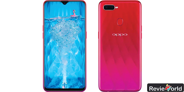 Oppo F9/F9 Pro Review, image