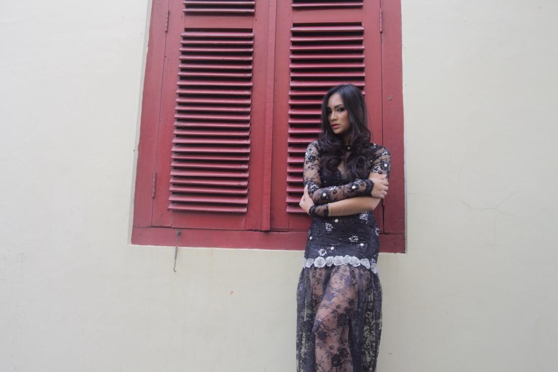 update Fotografi Foto model Igo Cantik Devi dari Makassar bb++18