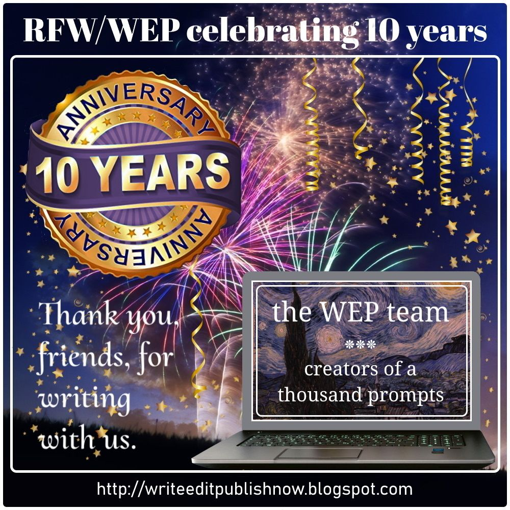 IT'S WEP's 10th ANNIVERSARY!