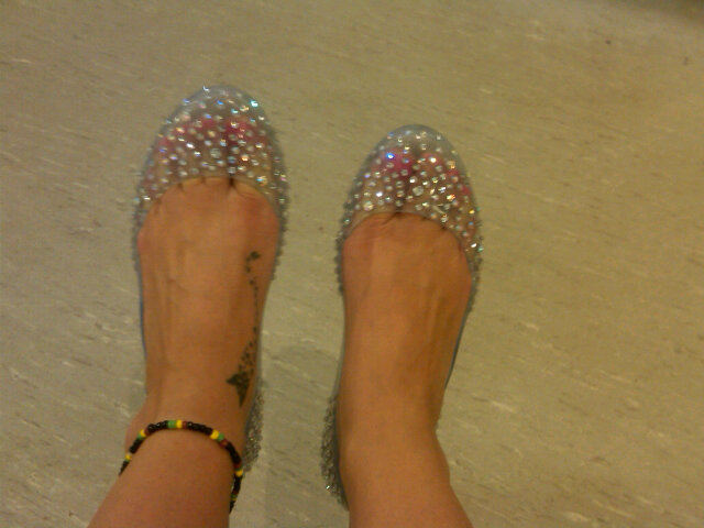 Buy Jelly Shoes Canada