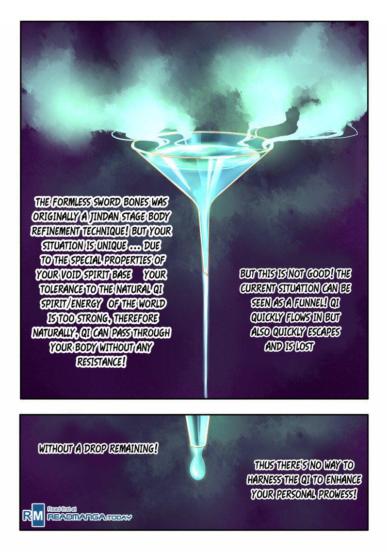 Spirit Blade Mountain - Chapter 35