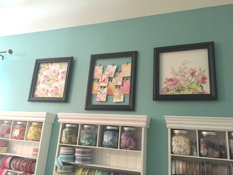 Tiny Bedroom Tour Courtney S Room: Courtney Lane Designs: My Video Craft Room Tour