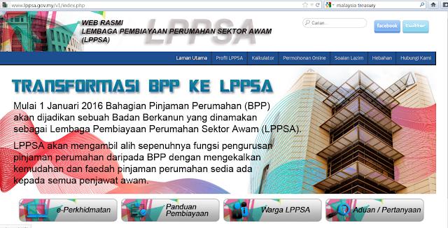 BPP diganti dengan LPPSA