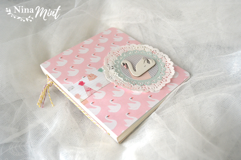 mini album scrapbooking paso a paso