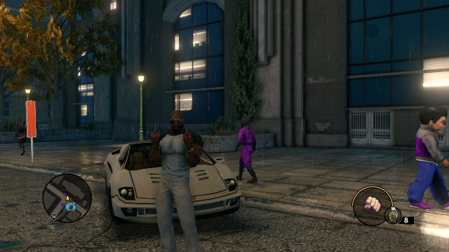 Download Saints Row 3 PC Games Gampelay
