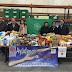 El IES Universidad Laboral entrega alimentos a Cáritas Toledo