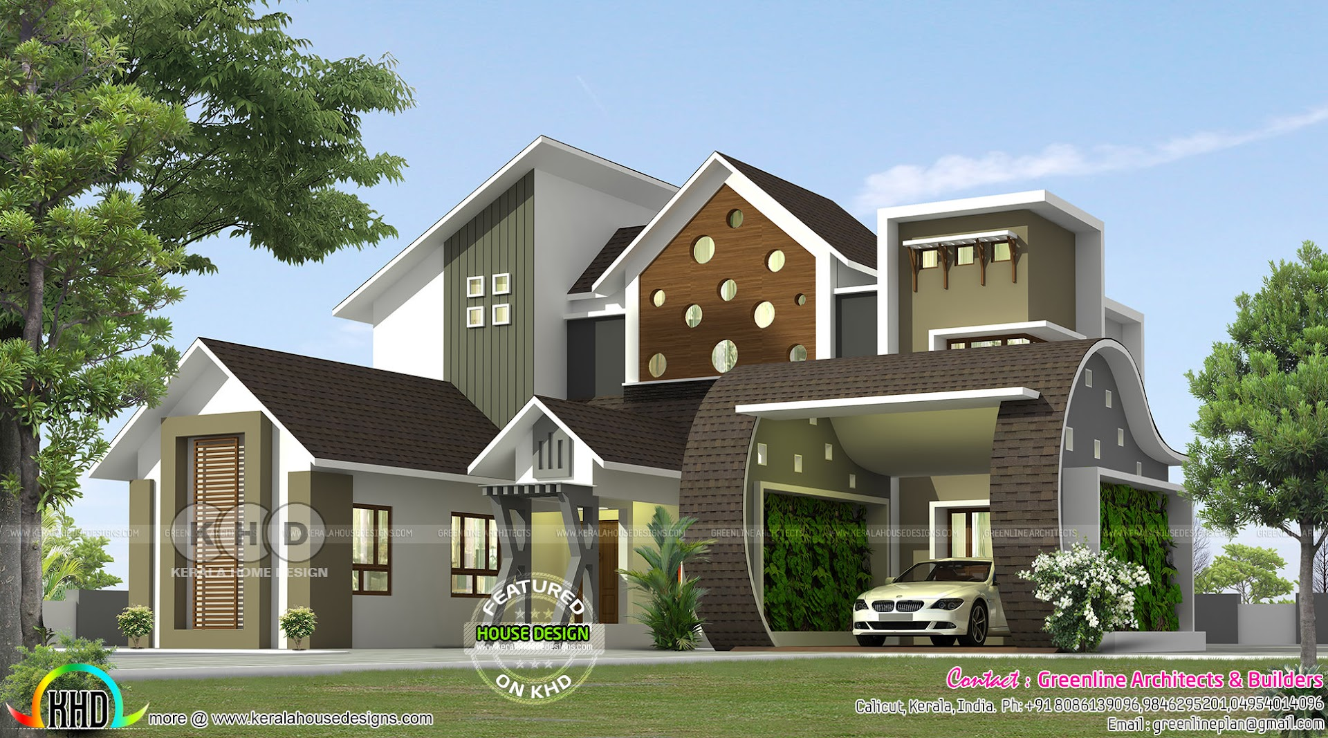 June 2018 House Designs Starts Here Ultra Modern Home