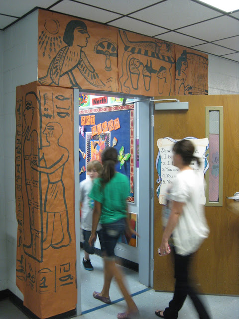 Classroom Entrance Ideas ~ Cassie stephens in the art room show part