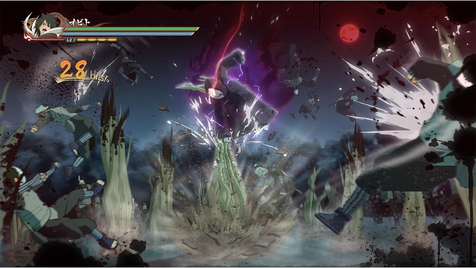 NARUTO SHIPPUDEN Ultimate Ninja STORM 4 ESPAÑOL PC Full + Road To Boruto DLC (PROPHET) + REPACK 8 DVD5 (JPW) 2