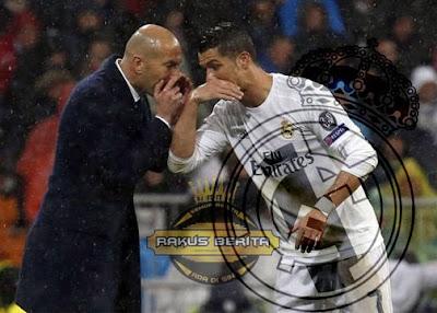 Perez Sangat Senang Dengan Hasil Kerja Keras Dari Zidane Dan Ronaldo