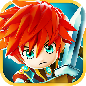 Apk Mod Colopl Rune Story Hack v1.0.33 Damage and Skill No Cooldown