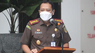 Kajari Kota Tangerang sampaikan Duka Mendalam atas kejadian kebakaran Lapas Klas 1A Tangerang