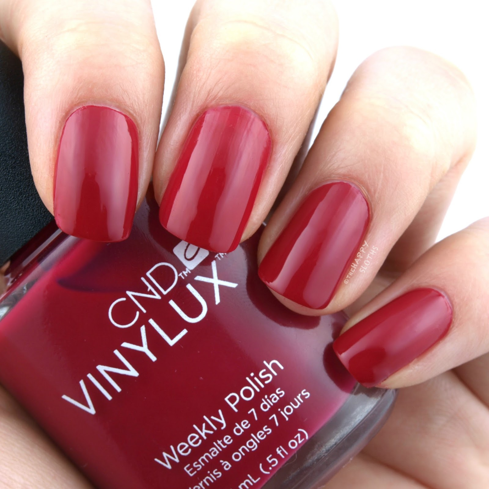 CND Summer 2017 Rhythm & Heat Ripe Guava: Review and Swatches