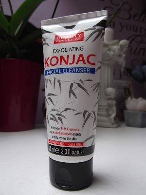 Beauty Formulas čistiaci gél na tvár – Konjac Facial Cleanser