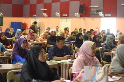 Bengkel PAK21 di SM Sains Kepala Batas, Pulau Pinang