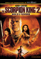 The Scorpion King 2 Rise of a Warrior 2008 English 720p BluRay ESubs Download