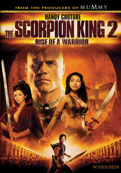 Poster of The Scorpion King 2 Rise of a Warrior 2008 English 720p BluRay ESubs Download