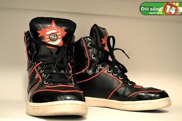Bộ sưu tập giày sneaker tột đỉnh của anh chàng việt tại mỹ bạn nữ nào cũng m16ê