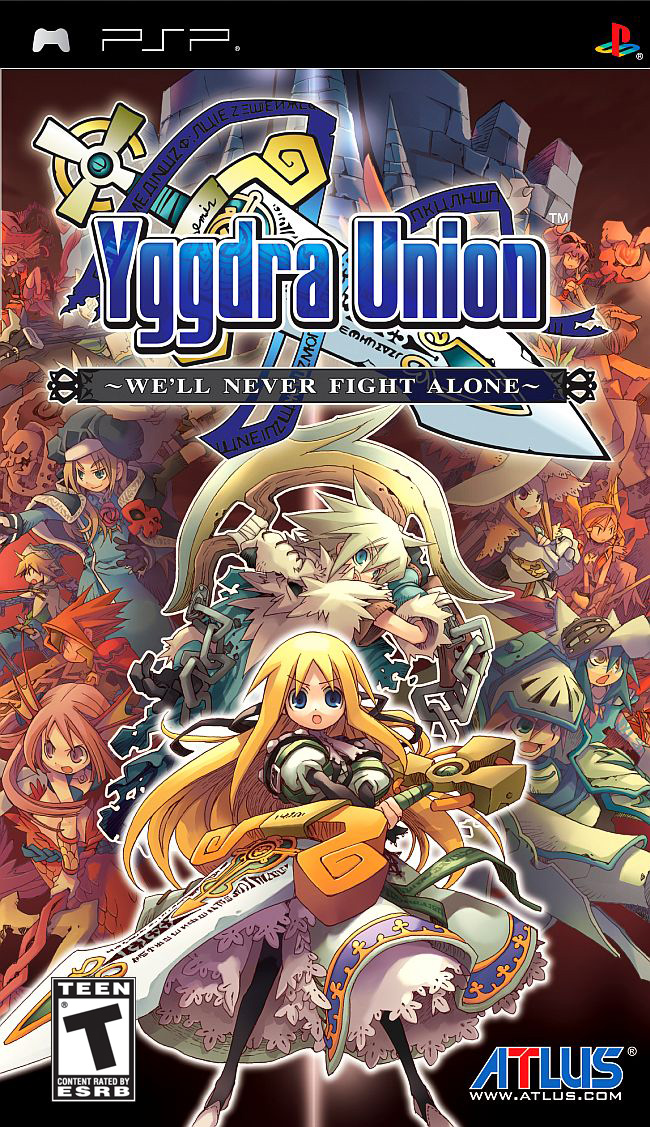 Yggdra Union - PSP - ISO Download