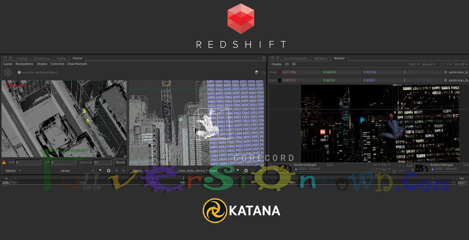 Redshift Full Version