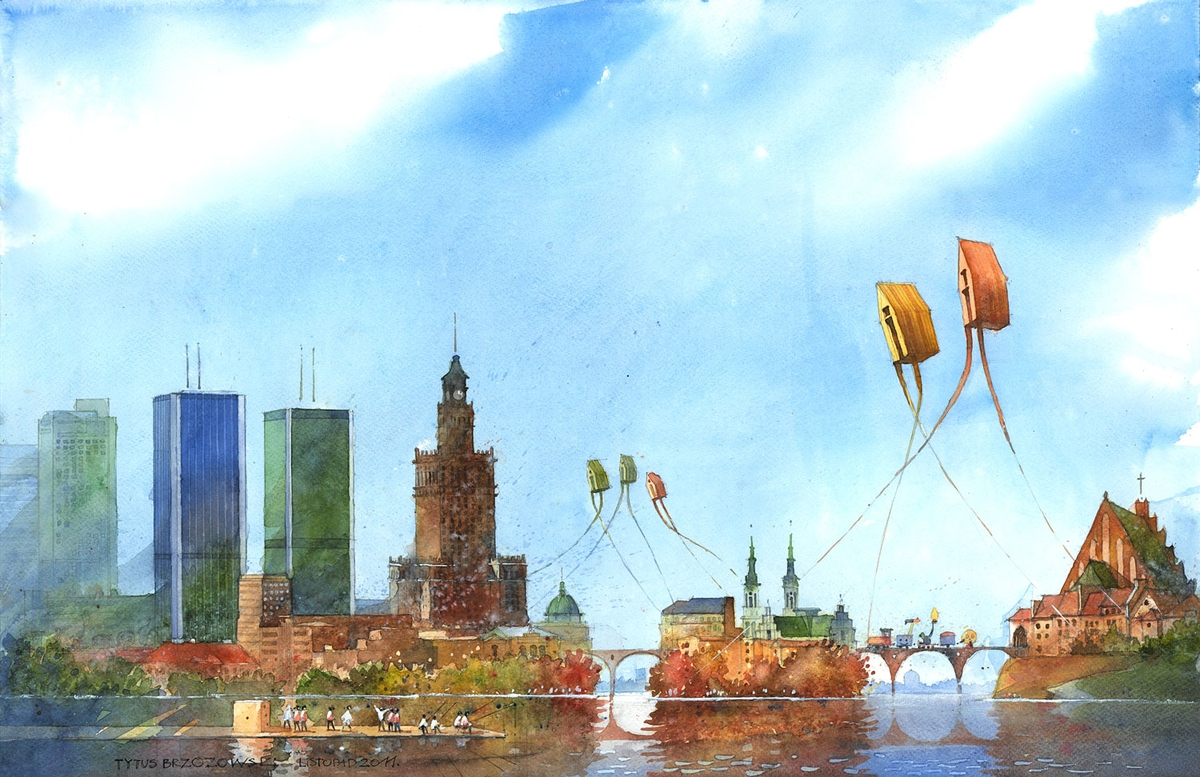 20-Warsaw-as-a-Group-of-Urban-Islands-Tytus-Brzozowski-Architecture-Meets-Watercolors-Paintings-in-Warsaw-www-designstack-co