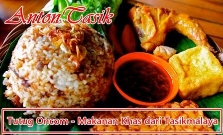 Tutug Oncom - Makanan Khas dari Tasikmalaya