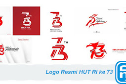 Inilah Logo Resmi HUT RI ke 73 (17 Agustus 2018)