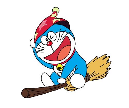 Download 96+ Gambar Doraemon Naik Sapu Terbang Paling Baru Gratis