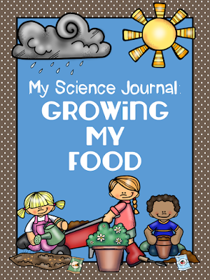 https://www.teacherspayteachers.com/Product/My-Science-Journal-Growing-My-Food-3084975