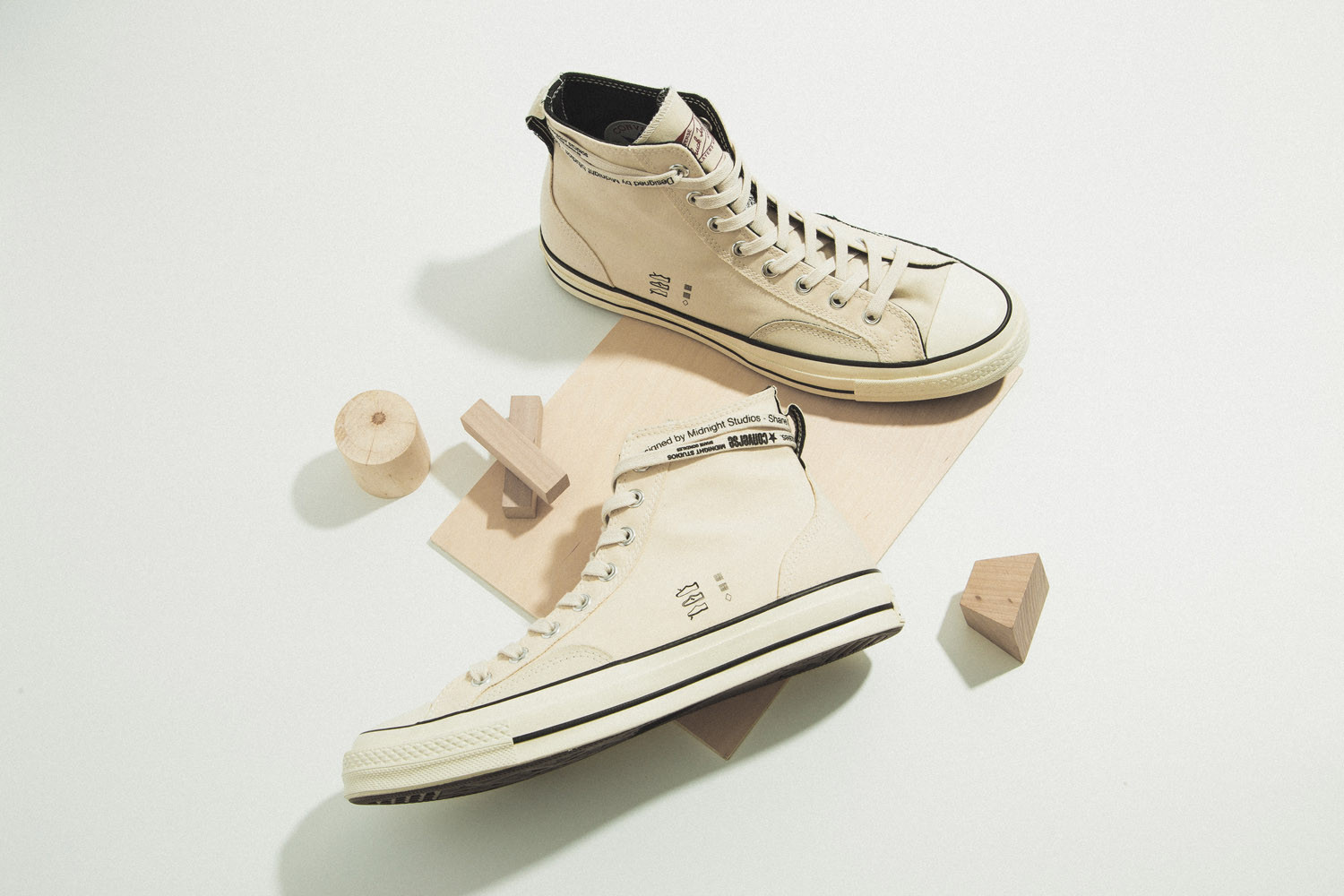0c552adae89 Midnight Studios s Inside-Out Converse Collaboration