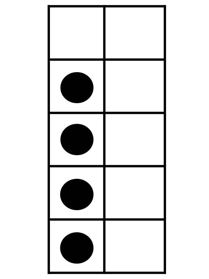 Multi-Grade Matters Ideas for a Split Class Ten-Frame - ten frame template