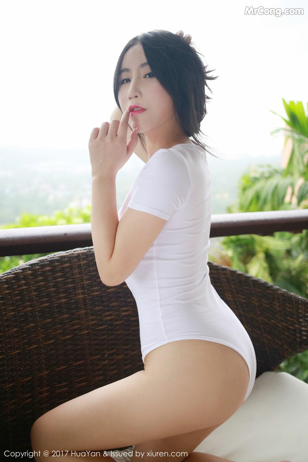 Image HuaYan-Vol.051-Sindy-Xie-Zhixin-MrCong.com-004 in post HuaYan Vol.051: Người mẫu Sindy (谢芷馨) (51 ảnh)