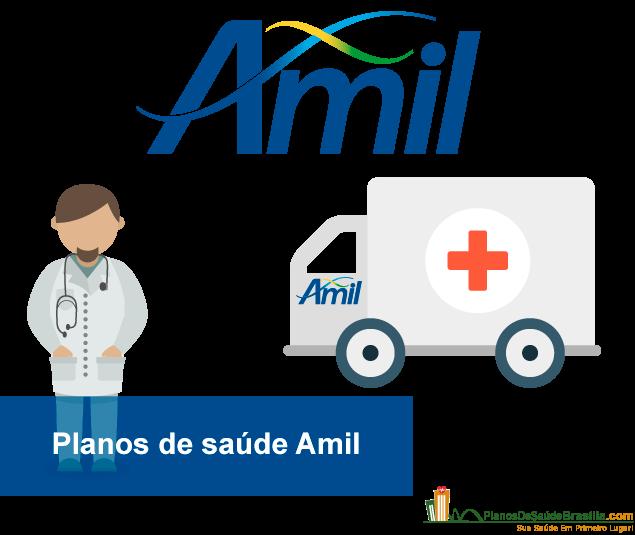 Planos de Saúde Amil em Brasília DF